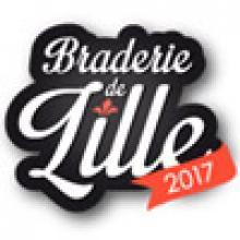 Logo de la Braderie de Lille 2017