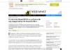 Capture d'écran : mediapart -  Le nouveau dispositif de surveillance du net attaqué devant le Conseil d'Etat